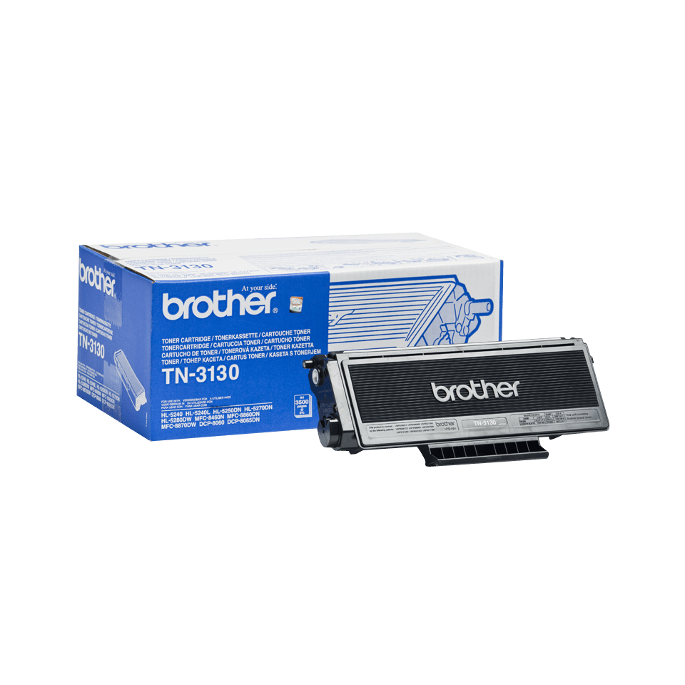 Original Brother TN3130 toner – sort