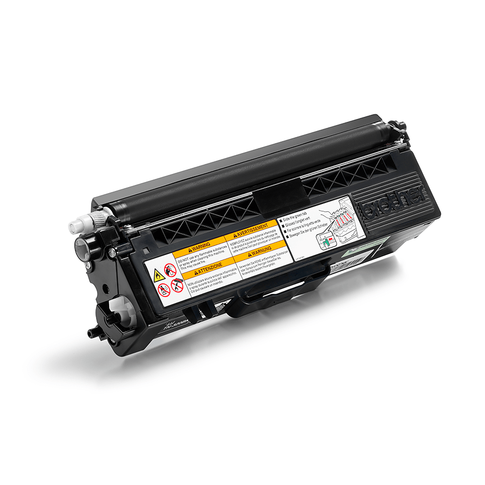Original Brother TN320BK toner – sort