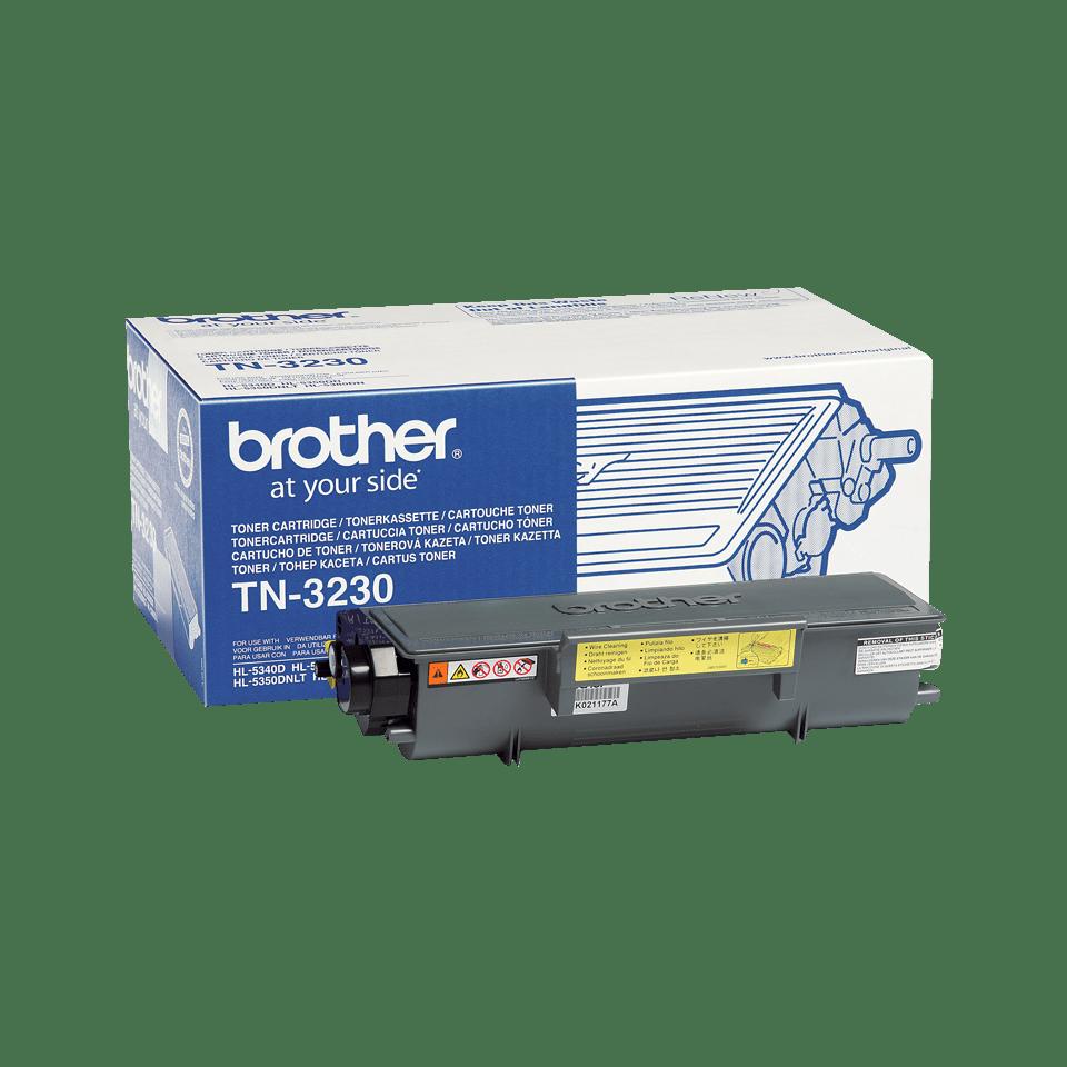 Brother TN3230 original toner sort