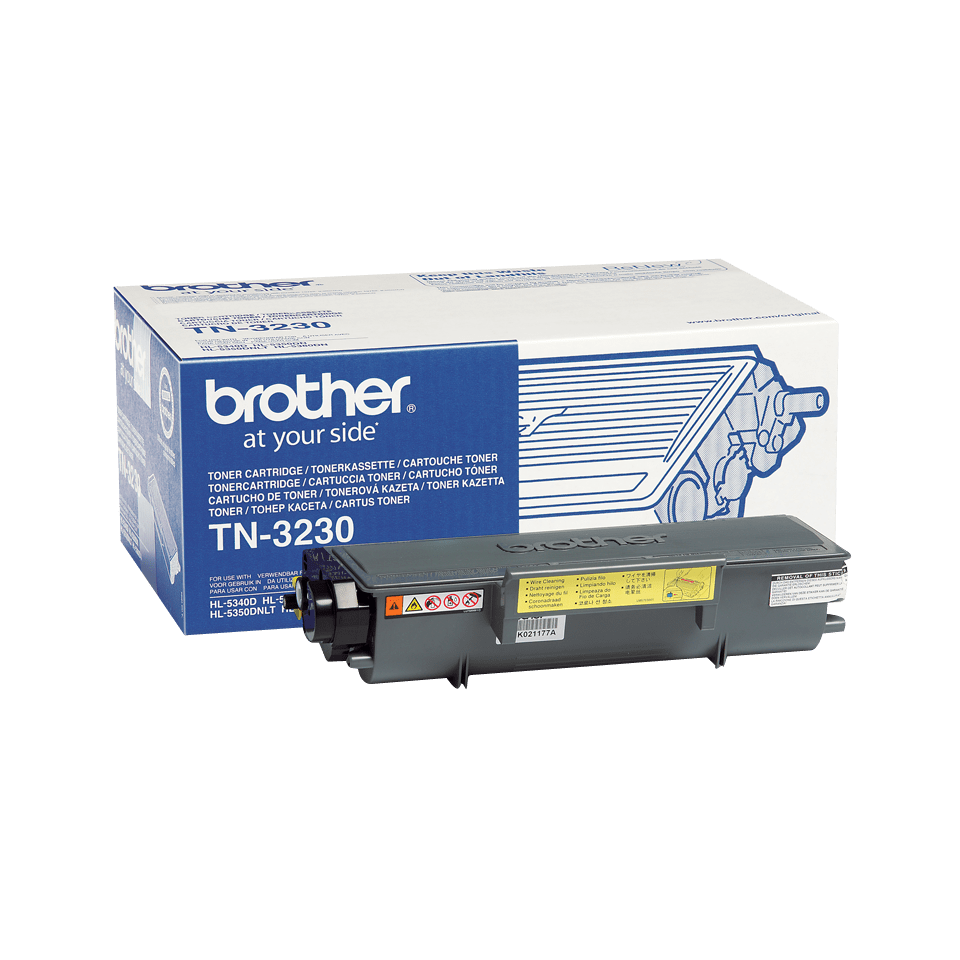 Brother TN3230 original toner sort