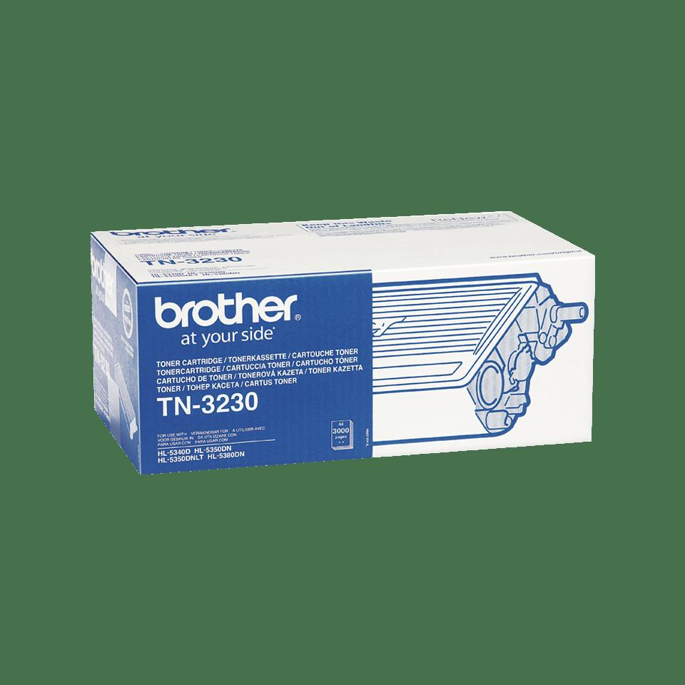 Brother TN3230 original toner sort 1