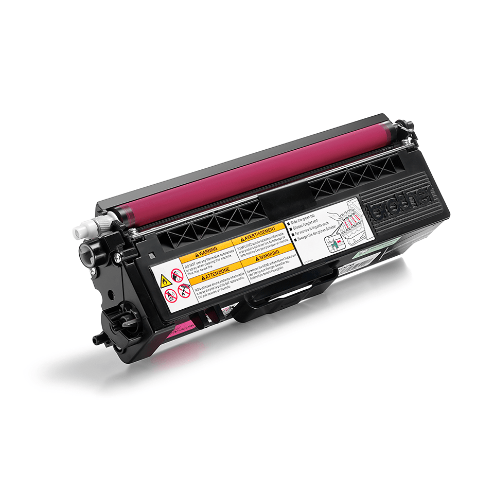 Original Brother TN325M høykapasitet toner – magenta