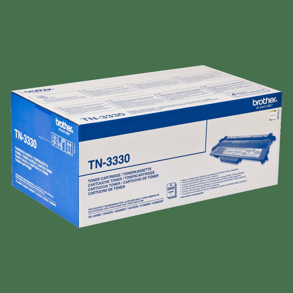 Original Brother TN3330 toner – sort 2