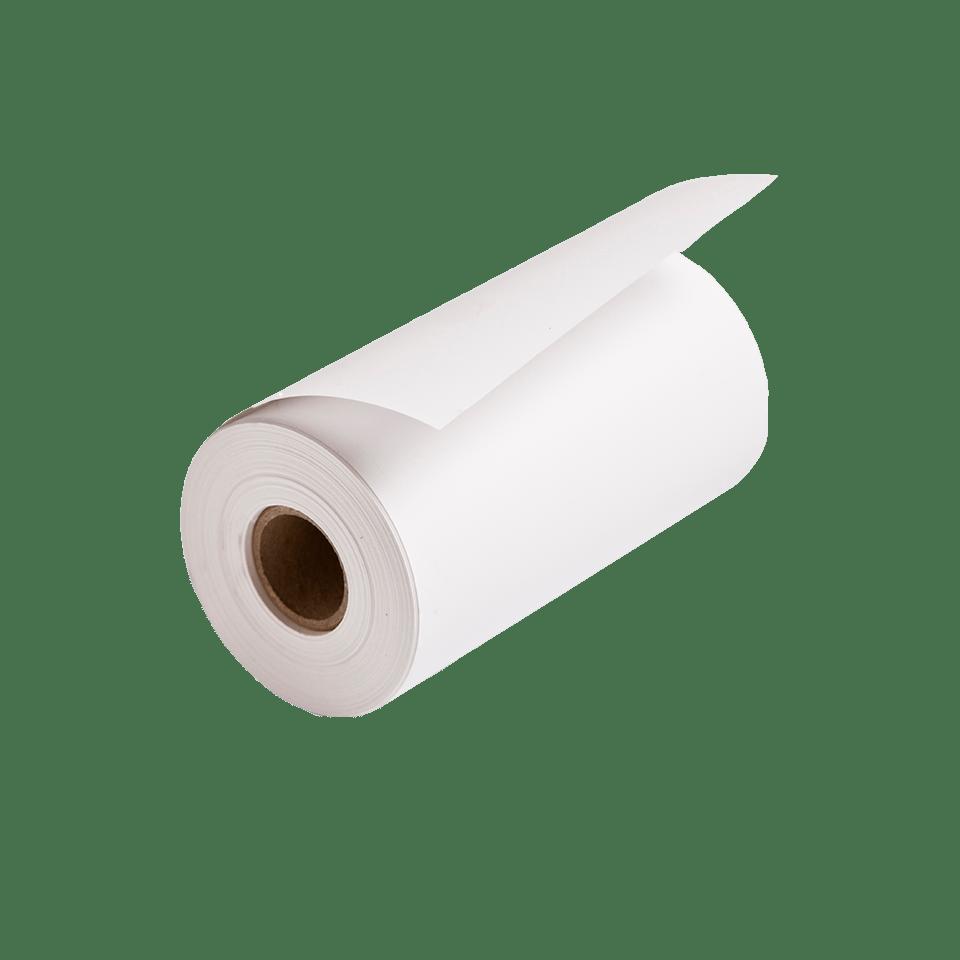 RDS07E5 papiretiketter uten lim i løpende lengde
