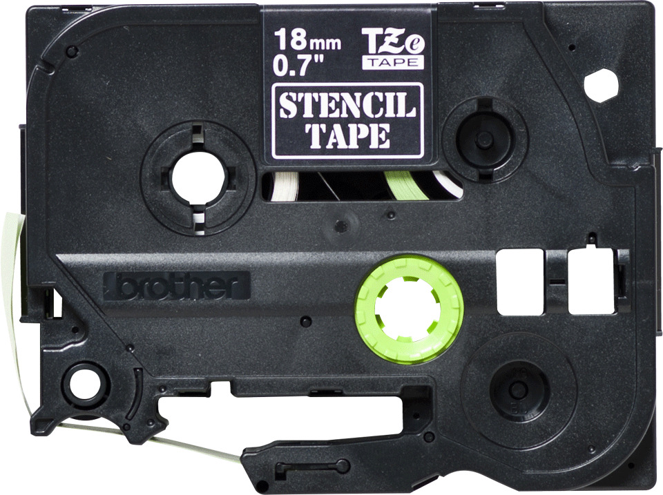 Original Brother STe141 stensiltape – 18 mm bred 2