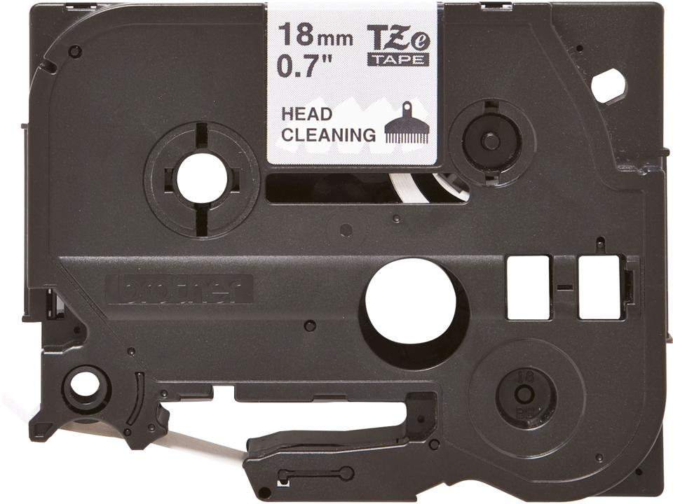Brother TZeCL4 rensetape for skrivehode, 18 mm bred