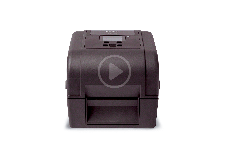 Brother TD4750TNWB etikettskriver med Bluetooth, Wi-Fi og kablet nettverkstilkobling 6